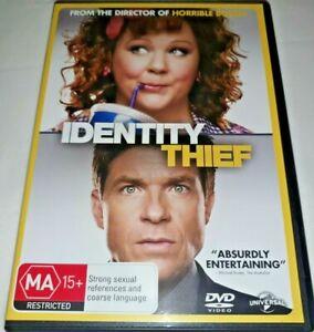 Identity Thief DVD