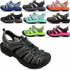 Buckle Walking, Hiking, Trail Sports Sandals for Men