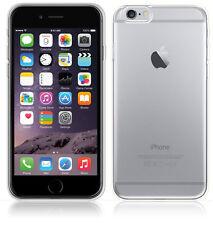 SDTEK Custodia per iPhone 6 / 6s Trasparente Silicone Cover