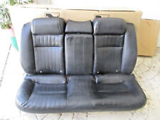 Rear Back Leather Seat Pontiac Grand Prix GT 4 DR 97 98 99 00 01 02 03