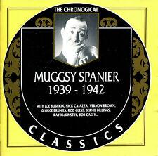 CD- Muggsy Spanier- 1939-1942- Classics 1993- Import France
