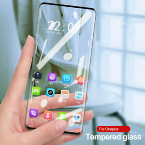 9H Tempered Glass For OnePlus Nord N10 5G 6 6T 7 7T Pro 9R 9 PRO 8 Pro Nord N100