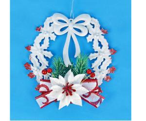 Christmas accessories, plastic accessories, pendants, Christmas decorations, C