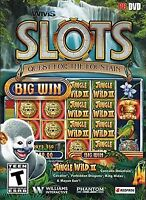 WMS Casino Gaming Slots: Quest for the Fountain - PC Game New