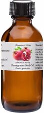 Pomegranate Seed Oil - 2 oz - 100% Pure and Natural - Free Shipping - US Seller