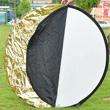 5-in-1 32 110cm Folding Photography Studio Photo Light Reflector Softbox Diffuse