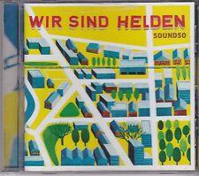 Wir Sind Helden-Soundso cd Album