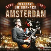 JOE BONAMASSA / BETH HART - LIVE IN AMSTERDAM 2 CD NEU