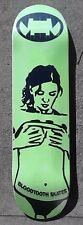 8.25 Bloodtooth Skateboard deck ( sexy 2 ) w/ free Griptape NEW shrink wrapped