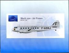 F-RSIN Models 1/144 BLOCH 220 Air France