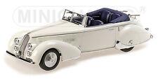 1:18 Lancia Astura typo 233 corto 1936 blanco resin Minichamps 107125330 OVP nuevo