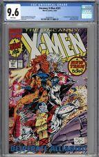 Uncanny X-Men #281 CGC 9.6 NM+ 1st Appearance of Trevor Fitzroy New X-Men Team