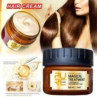 Miracle Hair Treatment 5 Seconds Repairs Magical Keratin Hair Treatment Mask AU~