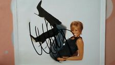 WHITNEY HOUSTON HAND SIGNED IN BLACK SHARPIE - The Utimate Collection Back Cover