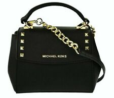 Michael Kors Shoulder Bag Karla Mini Conv Th Crossbody Black