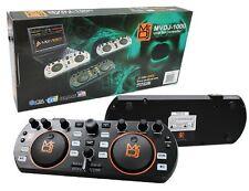 Mr. Dj MVDJ-1000BK USB Dj Mix Controller