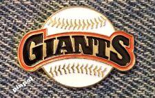 "San Francisco Giants Lapel Pin~90""s Vintage~MLB~Baseball~by C. P. & D."