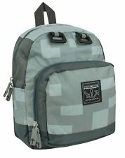 Minecraft Silver Mini Backpack