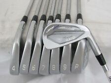 New listing Used Mizuno JPX 900 Tour Forged Iron Set 3-P 120g Stiff Flex Steel Shafts