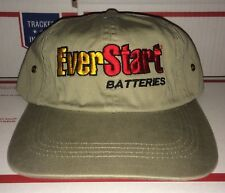 EverStart Ever Start BATTERIES Wal Mart Hat Vintage AUTO Car brand Exide Delphi