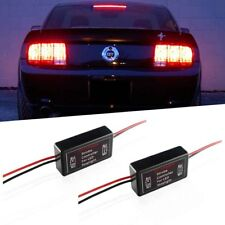 2X Vehicle Car GS-100A 1307 LED Brake Stop Light Strobe Flash Module Controller