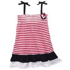 OshKosh Toddler 2T-4T Red White Blue Striped Patriotic...