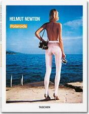 Helmut Newton. Polaroids de Helmut Newton