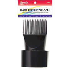 Annie hair blow dryer Snap on nozzle pick head #3001