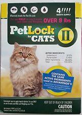 True Science Petlock Ii for Cats Over 9 lbs