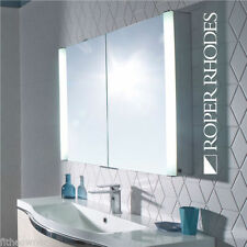 Bathroom Mirror More than 200cm Modern Cabinets & Cupboards