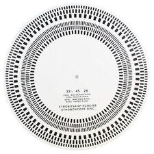 Turntable Speed Measure Acrylic Stroboscopic Disc,cartridge alignment protractor