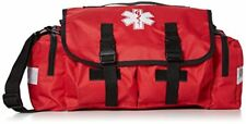 NEW BEST First Responder Medical Aid Trauma Kit Emergency Bag Fully Stocked RED