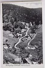 26527 Foto Ak Eulengebirge Euldörfel-schwarzwasser Schlesien 1938