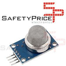 MQ-2 modulo sensor humo y gas combustible detector Arduino