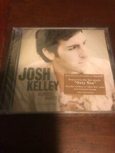 New Josh Kelley Almost Honest ENHANCED CD MINT SEALED SS Promo Rare