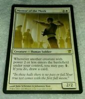 Mentor Of The Meek LP Magic The Gathering MTG Innistrad