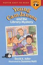 Young Cam Jansen: Young Cam Jansen and the Library Mystery 7 by David A....