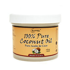 bmb 100% Pure Coconut Oil for Hair and Skin 4oz