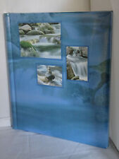 SINGO Selbstklebealbum blau 28x31 cm Hama