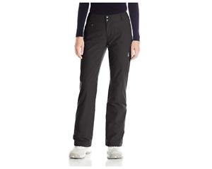 Spyder Women's Winner Athletic Fit Pant Black 10 Short NWT