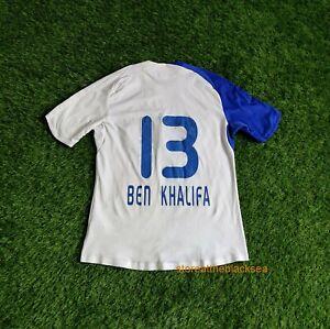 Grasshoppers 2008 2009 #13 BEN KHALIFA FORMOTION FOOTBALL SOCCER SHIRT JERSEY
