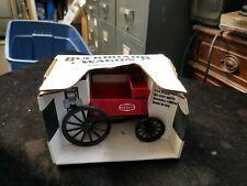 ERTL FX-1509 Agway Buckboard Wagon 1/16 Scale Die-Cast NIB