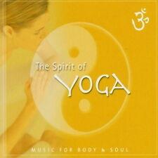 CD ALBUM MUSIC for Body & Soul The Spirit of Yoga 2004 preziosi (Wellness)