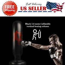 Full Heavy Boxing Set, Empty Punching Bag Training Mma Taekwondo Workout Sports