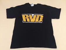 RVD Rob Van Dam t Shirt Youth Medium TNA Impact Wrestling WWE