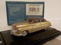 Mercury 1949 - tan / beige, Oxford Diecast 1/87 New Release Oct - November