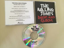 "ROLLING STONES "" DOOM AND GLOOM "" PROMO CD"