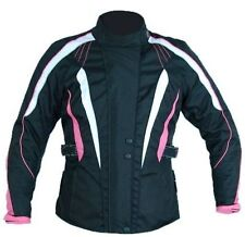 Waterproof Long Women Cordura Exact Motorcycle Jackets