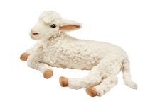 Hansa 6563 Lamb 13in - Stuffed Toy Gift Handicraft