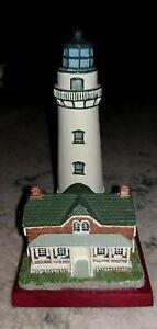 St. Simons Island Georgia lighthouse figurine Smith SNCO collectible 1998